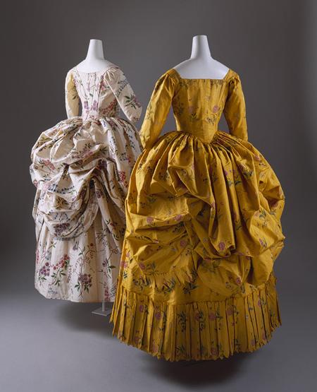 english womens clothing 18th century