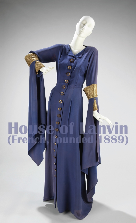 House of Lanvin (French, founded 1889)